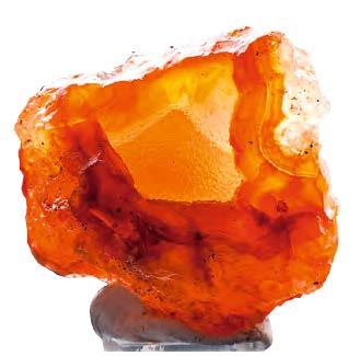 Сердолик апельсиновый мармелад и солнечное здоровье