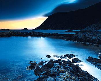 Норвегия - ледовая сказка на краю света