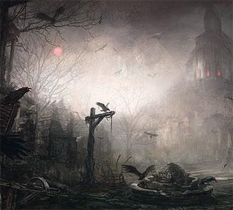 Предсказание старой вороны, или роковая ошибка колдуньи