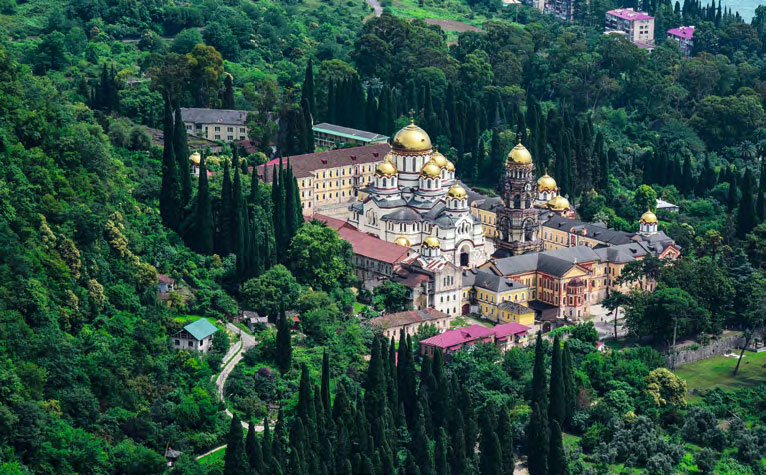 Абхазия дом бархатного солнца
