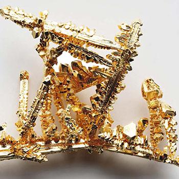 Пирит- золото инков, или загадка цивилизации